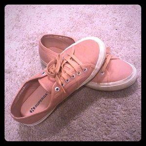 Superga Pink Kicks